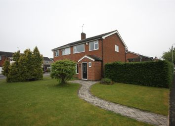 Thumbnail 3 bed semi-detached house for sale in Ploughmans Lea, East Goscote, Leicester