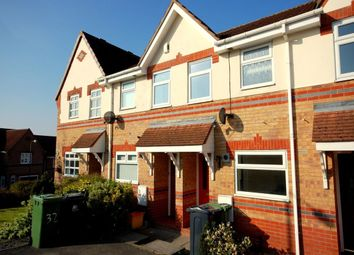 Thumbnail 2 bedroom terraced house to rent in Edensor Drive, Belper