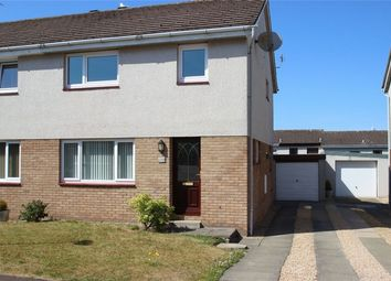 Thumbnail 3 bed semi-detached house to rent in Golf View Crescent, New Elgin, Elgin, Moray
