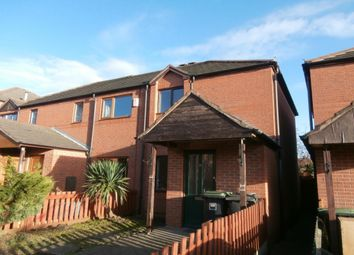 Thumbnail 2 bed semi-detached house to rent in Swift Court, Eastwood, Nottingham