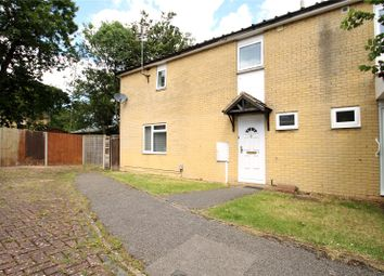 Thumbnail 3 bed semi-detached house for sale in Monkwood Close, Rochester, Kent