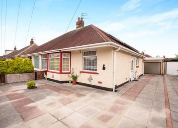 Thumbnail 2 bedroom bungalow for sale in Milton Avenue, Thornton-Cleveleys, Lancs, .