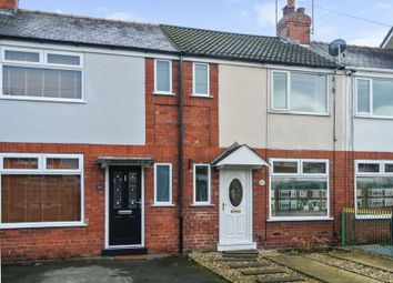 Thumbnail 2 bedroom terraced house for sale in Meadowbank Road, Hull