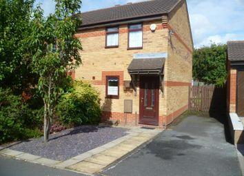 Thumbnail 2 bed semi-detached house to rent in Rednal Mill Drive, Rednal, Birmingham