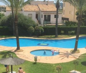 Thumbnail 3 bed duplex for sale in Golden Beach 2, Valencia, Spain