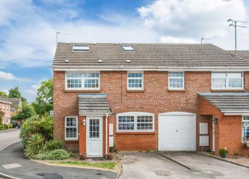 Thumbnail 4 bed semi-detached house for sale in Morefields, Tring