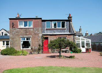 Thumbnail 4 bed detached house for sale in Nursery House Main Road, Ecclefechan, Lockerbie, Dumfries And Galloway.