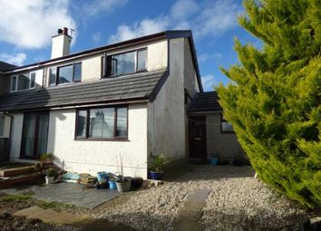 Thumbnail 3 bed semi-detached house for sale in Taldrwst Estate, Dwyran, Anglesey, Sir Ynys Mon