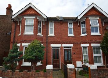 Thumbnail 3 bed terraced house for sale in Manifold Road, Eastbourne