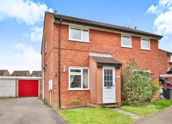 Thumbnail 2 bed semi-detached house for sale in Catmere Herne, Mulbarton, Norwich