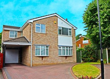 Thumbnail 5 bedroom detached house for sale in Jacklin Drive, Finham, Coventry, West Midlands