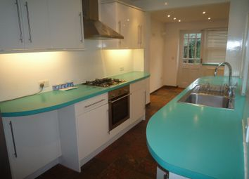 Thumbnail 3 bed end terrace house to rent in Queens Road, High Wycombe