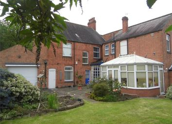 Thumbnail 5 bed semi-detached house for sale in Fosse Road North, Leicester