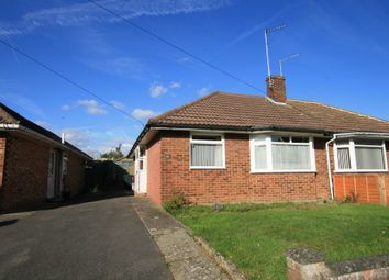 Thumbnail 2 bed semi-detached bungalow for sale in Tadworth Road, Kennington, Ashford, Kent