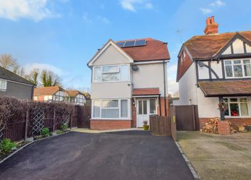 Thumbnail 2 bed detached house for sale in Lower Vicarage Road, Kennington, Ashford