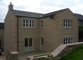 Thumbnail 4 bed detached house to rent in Thoralby, Leyburn