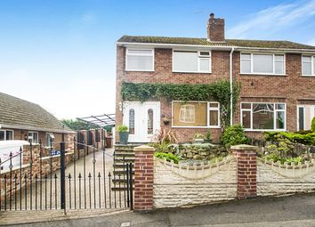 Thumbnail 3 bed semi-detached house for sale in Haddon Street, Ilkeston