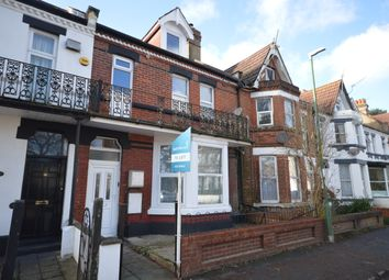 Thumbnail 3 bed maisonette to rent in Walpole Road, Boscombe, Bournemouth