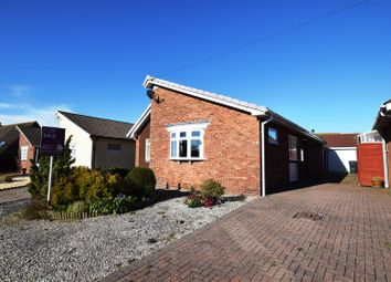 Thumbnail 3 bedroom detached bungalow for sale in Highfield Drive, Portishead, Bristol
