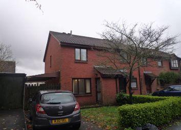 Thumbnail 3 bed terraced house to rent in Cygnus Gardens, Dibden, Southampton