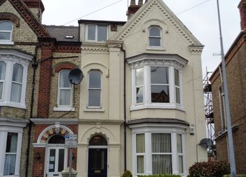 Thumbnail 2 bed flat to rent in Victoria Road, Bridlington