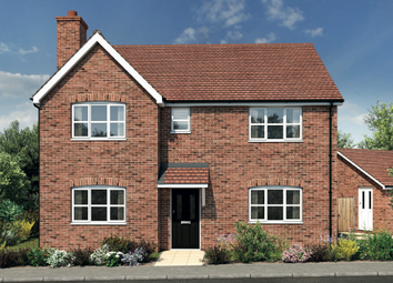 Thumbnail 4 bed detached house for sale in Cambridge Road, Barkway
