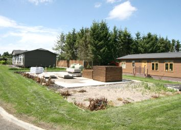 Thumbnail 3 bed mobile/park home for sale in Well Road, East Malling