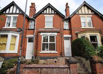 Thumbnail 4 bed terraced house to rent in Vicarage Avenue, Littleover, Derby