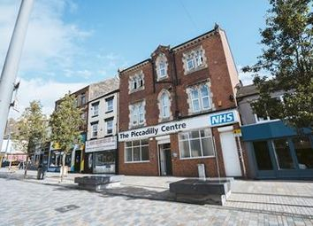 Thumbnail Office to let in Ground Floor, 57-59 Piccadilly, Stoke-On-Trent, Staffordshire