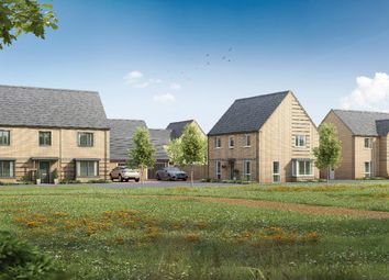 """Thumbnail 4 bed detached house for sale in """"Cornell"""" at Pedersen Way, Northstowe, Cambridge"""