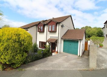 Thumbnail 3 bed semi-detached house for sale in Furry Way, Helston