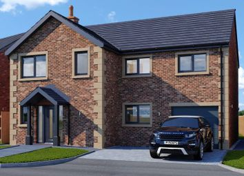 Thumbnail 4 bed detached house for sale in Station Road, Culgaith, Penrith