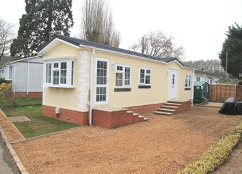 Thumbnail 2 bed mobile/park home for sale in Centre Road, Willows Riverside Park, Windsor