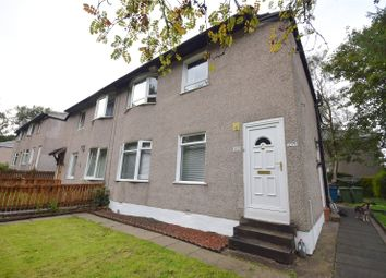 Thumbnail 3 bed flat for sale in Croftpark Avenue, Croftfoot, Glasgow
