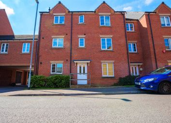 Thumbnail 2 bed maisonette for sale in Eagleworks Drive, Walsall