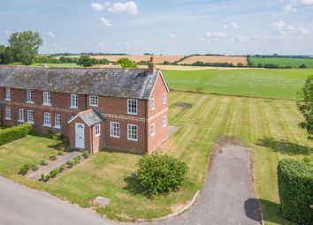 Thumbnail 3 bed semi-detached house for sale in Cavendish, Sudbury, Suffolk