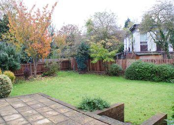 Thumbnail 3 bed flat to rent in Hoop Lane, London