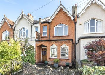 Thumbnail 3 bed terraced house for sale in Avondale Road, Palmers Green, London