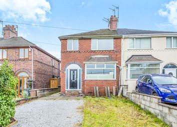 Thumbnail 3 bedroom semi-detached house for sale in Brownhills Road, Tunstall, Stoke-On-Trent
