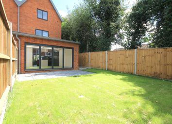 Thumbnail 4 bedroom semi-detached house for sale in The Mews, Barons Hall Lane, Fakenham