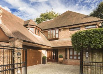 Thumbnail 5 bedroom detached house for sale in Westover Hill, London