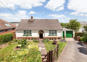 Thumbnail 2 bed detached bungalow for sale in Rackenford Road, Tiverton
