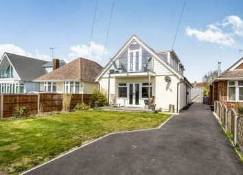 Thumbnail 4 bedroom detached house for sale in Lulworth Avenue, Hamworthy, Poole, Dorset