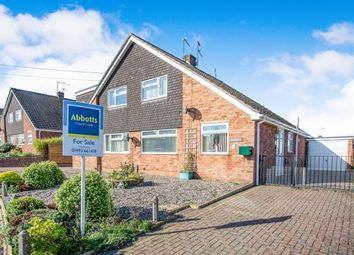 Thumbnail 2 bed semi-detached house for sale in Belton, Great Yarmouth, Norfolk