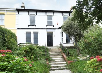 Thumbnail 4 bed terraced house for sale in College Avenue, Mutley, Plymouth