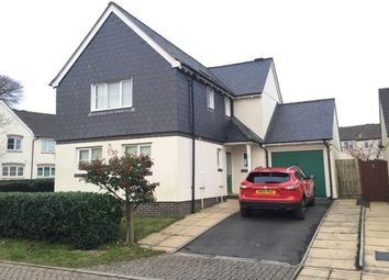 Thumbnail 3 bed detached house to rent in Rowan Close, Bodmin