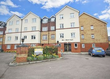 Thumbnail 1 bed flat for sale in Silver Birch Court, Cheshunt