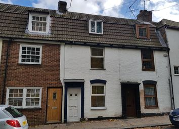 Thumbnail 2 bed terraced house to rent in Mill Road, Gillingham