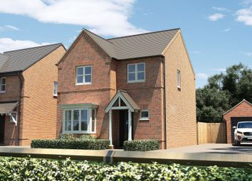 "Thumbnail 4 bed detached house for sale in ""The Titchfield"" at Bretch Hill, Banbury"