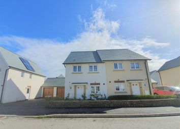 3 bed semi-detached house for sale in Parade Avenue, Fremington, Barnstaple EX31